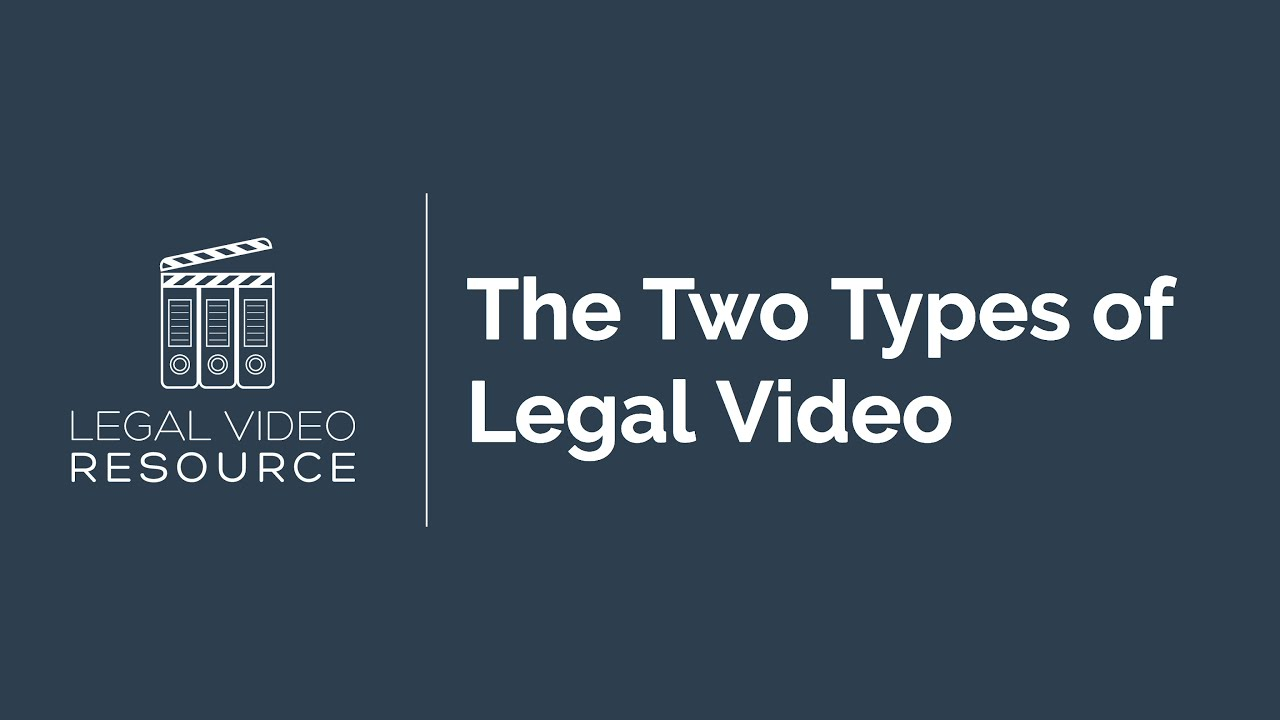 The-Two-Types-Of-Legal-Video-Deposition-Video-amp-Evidentiary-Video_98031e25